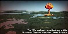 nuclear weapons location scotland