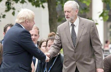 corbyn boris shake hands