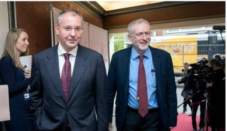 JC meeting european socialist leaders 15