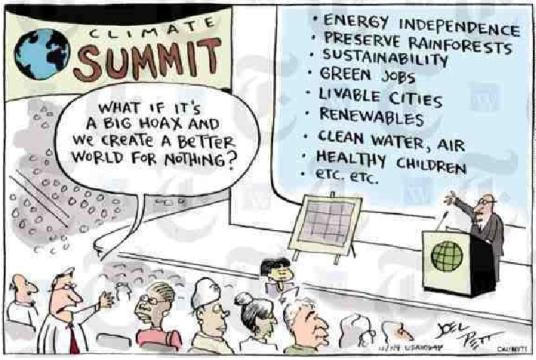 climate change hoax 2