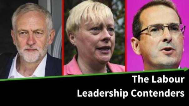 labour contenders